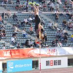 澤野大地は日本選手権3位。「あの舞台に立てたこと、感謝しかありません。」